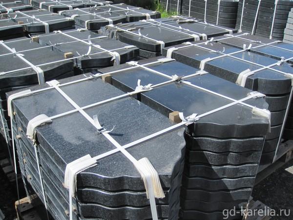 Гранитные плиты для памятников